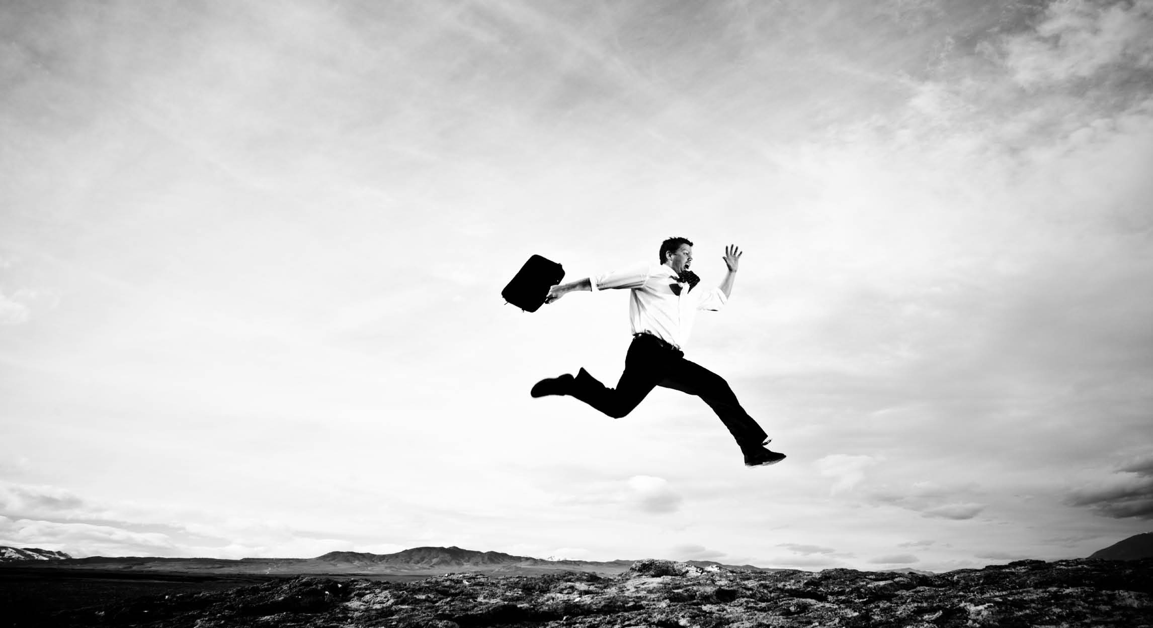 Just Say No to Job-Hopping: How to Craft a Stick-to-it Strategy That Sticks